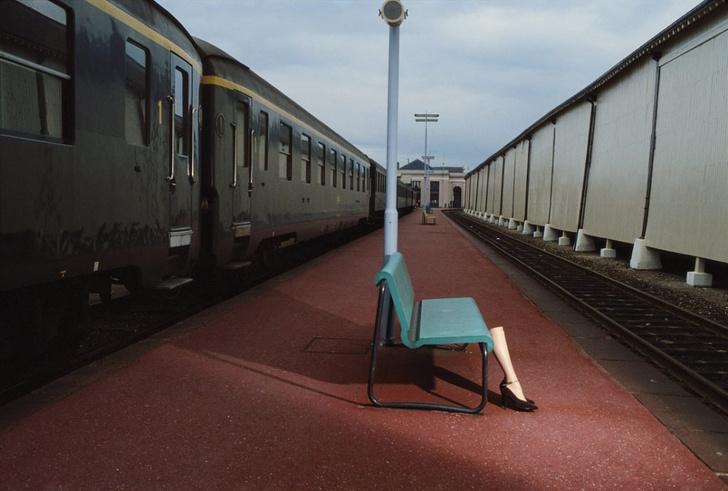 Фото №3 - Онлайн-тур по выставке «Ги Бурден. Следуй за мной»