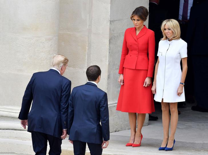 Фото №14 - 5 ложек дегтя: почему стиль Мелании Трамп не так хорош, как кажется