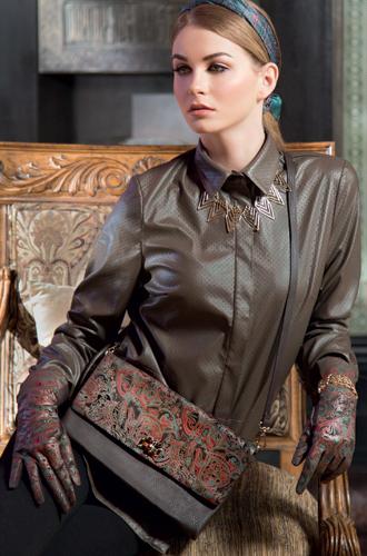 Фото №4 - Истина в зиме: осенне-зимняя коллекция аксессуаров Eleganzza