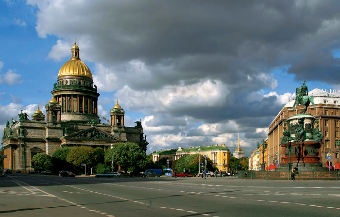 Фото №1 - Интересные факты об Исаакиевском соборе в Санкт-Петербурге