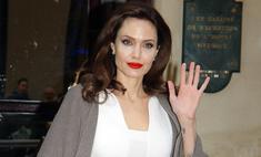 Анджелина Джоли впервые вывела всех шестерых детей в свет