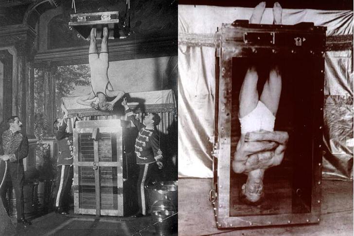 Фото №6 - Следите за руками: 5 знаменитых трюков Гарри Гудини, секрет которых удалось раскрыть