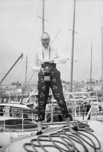 Фото №6 - Гардероб принцессы Монако: секреты безупречного стиля Грейс Келли