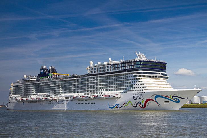 Фото №2 - 10 самых больших круизных лайнеров мира