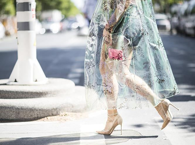 Фото №14 - Неделя Высокой моды в Париже: Street style
