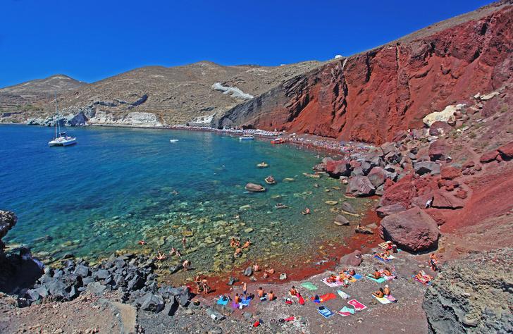 Фото №5 - В самом расцвете: 9 необычных цветных пляжей