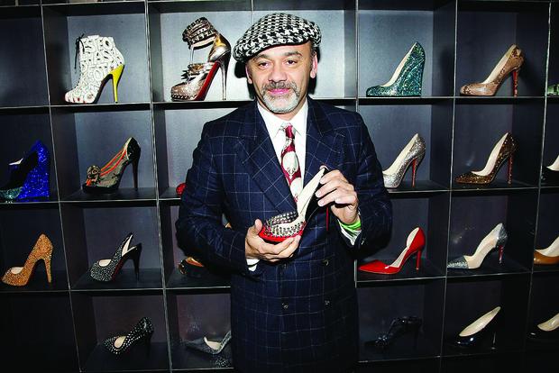 Кристиан Лубутен: туфли, стильные модели, фото 2020