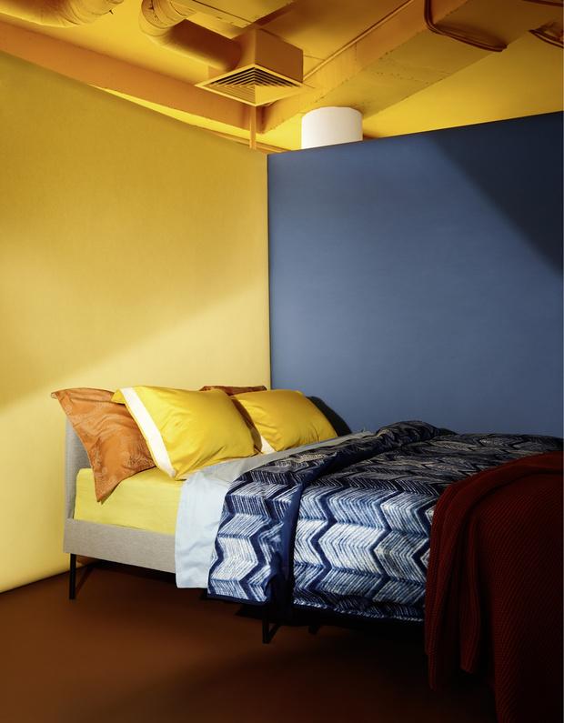 Фото №4 - Утро красит: лучшее постельное белье и текстиль для весны