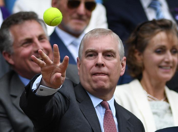 Фото №40 - Виндзоры и Уимблдон: краткая история отношений королевской семьи и тенниса