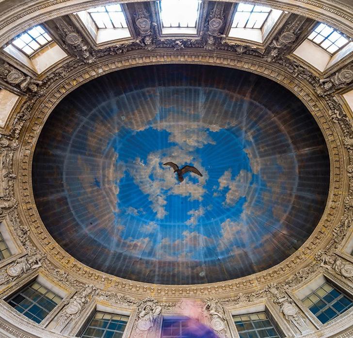 Фото №1 - Во Франции воссоздадут никогда не существовавшую фреску