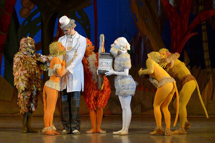 Фото №2 - Детский музыкальный театр имени Наталии Сац открыл юбилейный сезон
