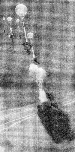 Фото №1 - Стихия проверяет солдата