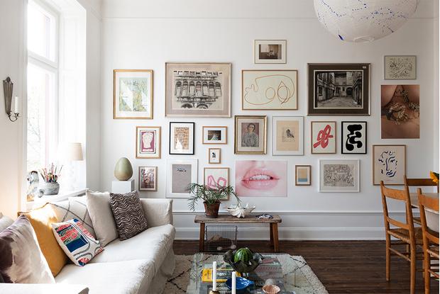 Фото №2 - Картины на стене: 10 идей для домашней галереи