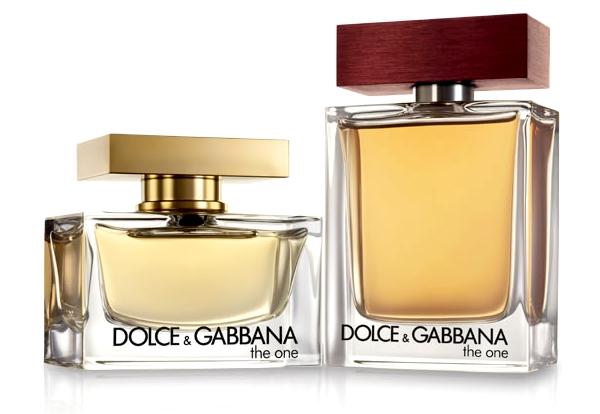 Парные ароматы для него и для нее The One, Dolce&Gabbana