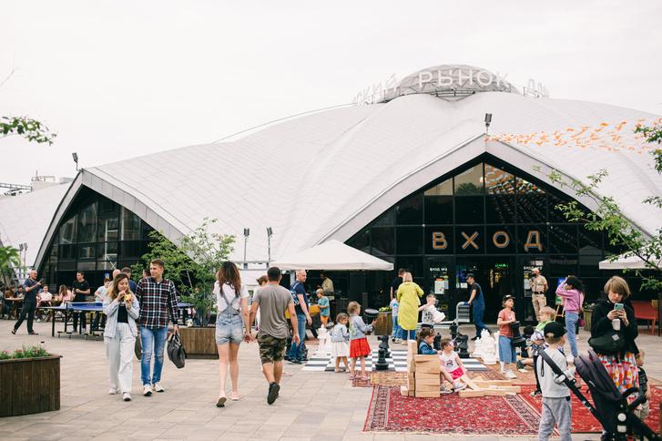 Фото №1 - Главные события в Москве с 16 по 22 августа