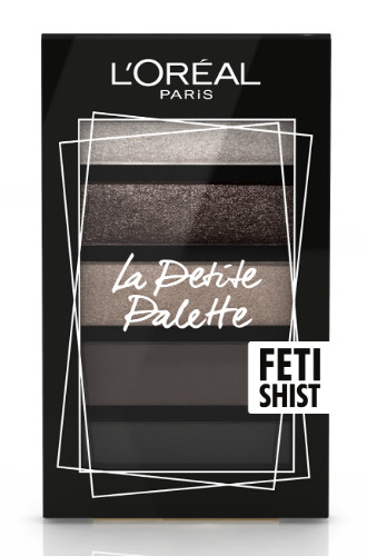 Палетка теней для век L'Oreal Paris La Petite Palette