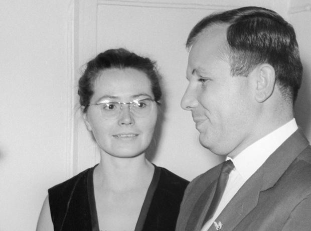 Фото №9 - Валентина и Юрий Гагарины: история космической любви