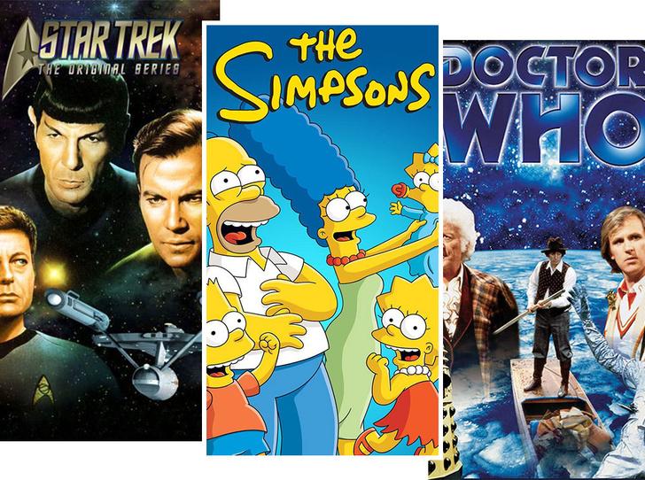 Фото №1 - Шоу длиною в полвека: 7 самых долгих сериалов в истории телевидения