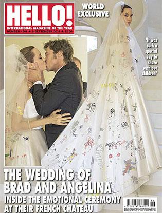 Фото №3 - Итоги-2014: самые громкие звездные свадьбы