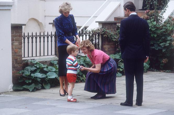 Фото №30 - Принц Уильям: история в фотографиях
