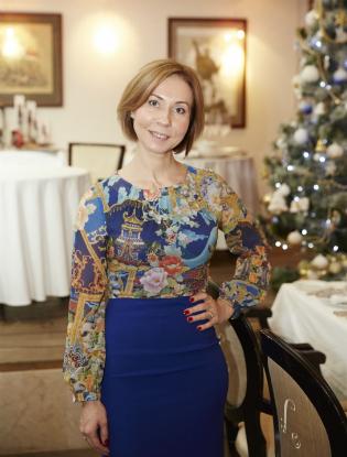 Фото №12 - Как прошел гастрономический ужин Marie Claire в московском ресторане Le Restaurant