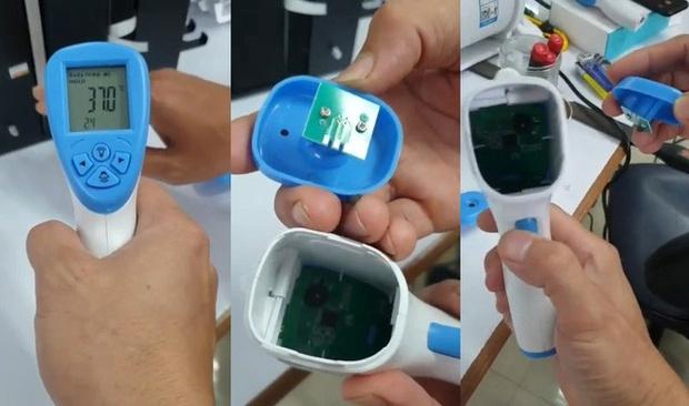 Фото №1 - В Малайзии мошенники продавали фейковые термометры, которые всегда показывали 37°C