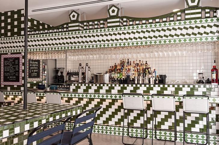Фото №7 - Эклектичный ресторан La Sastrería в Валенсии