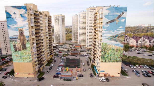 Фото №1 - Ввод жилой недвижимости в Новосибирске вырос почти на треть