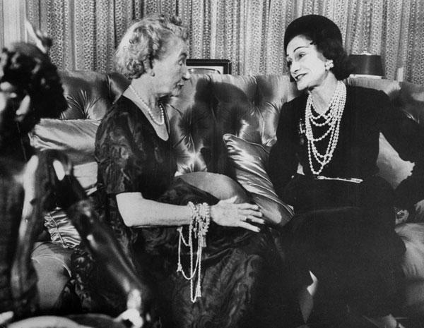 Коко Шанель, 1953 год