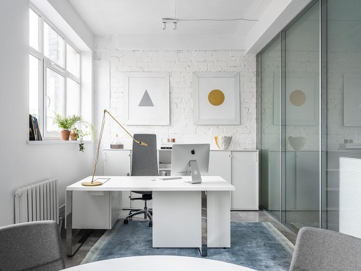 Фото №4 - Белое золото: офис в Перми