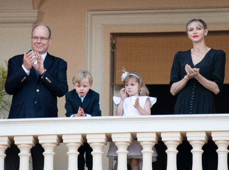 Фото №35 - Счастливы вместе: князь Альбер и княгиня Шарлен