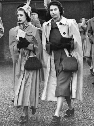 Маргарет и Елизавета, 1953