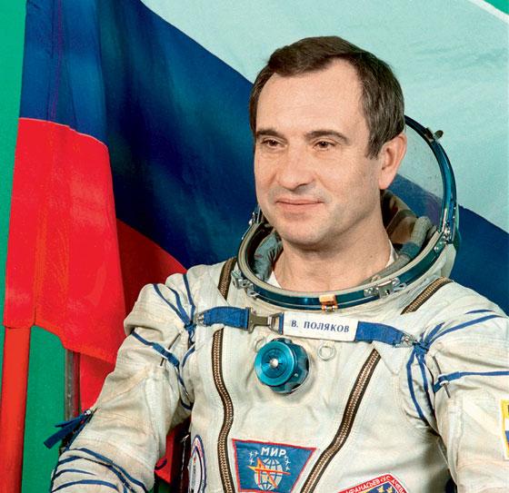 Фото №1 - Вырваться вперед: 11 рекордов человека в космосе