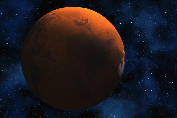 Фото №1 - Ученые объяснили возникновение спутников Марса