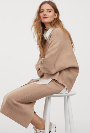 Фото №9 - Удобная мода: самая стильная и комфортная одежда для дома