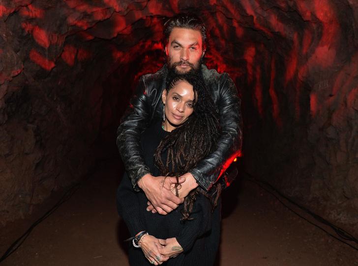 Фото №1 - Джейсон Момоа и Лиза Боне: история любви самой колоритной голливудской пары
