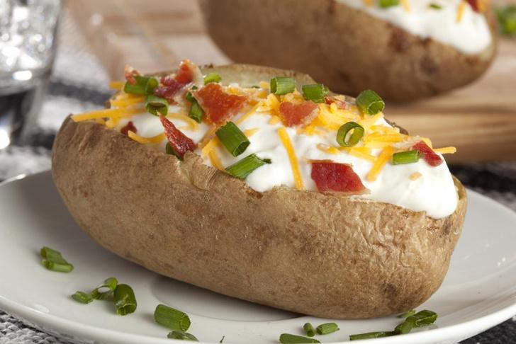 «Крошка-картошка»: рецепт