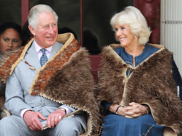 Фото №1 - Почему герцогиня Камилла вернулась из тура по Новой Зеландии в одиночестве