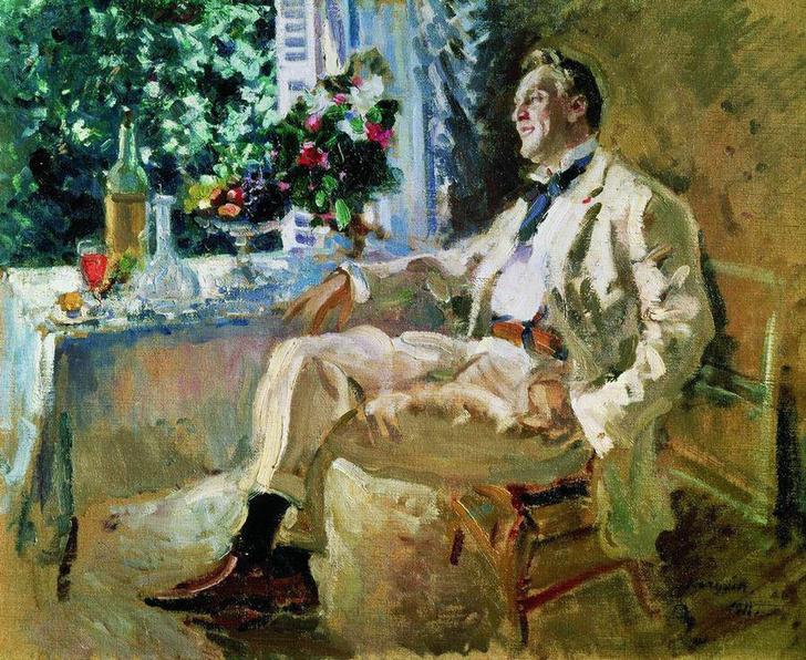 Фото №1 - Первый русский импрессионист. 10 интересных фактов о Константине Коровине