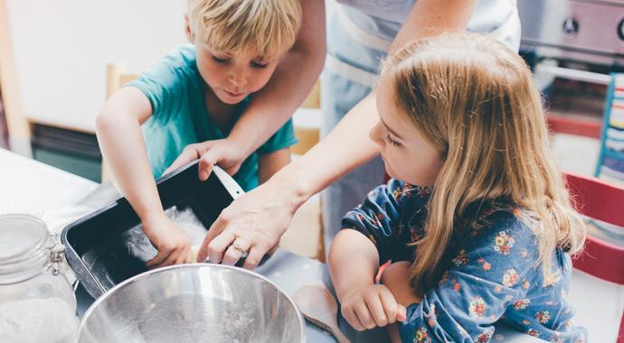 Как научить ребенка прилагать усилия