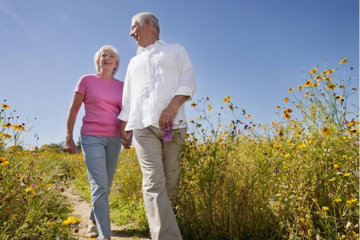 Фото №1 - Почему здоровье пожилых женщин слабее, чем пожилых мужчин