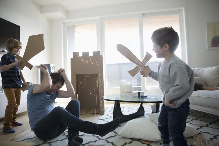 Фото №3 - 10 ошибок, о которых нередко жалеют родители взрослых детей