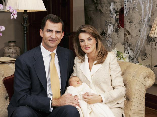 Фото №7 - Принцесса Леонор: история будущей королевы Испании в фотографиях