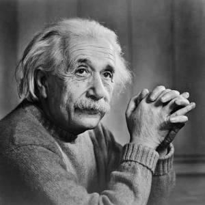 Фото №1 - Эйнштейн оказался теологом