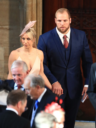 Фото №13 - Конфузы на королевских свадьбах: звездные гости, которые нарушили протокол