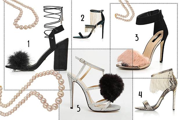 Фото №2 - Топ-30: Туфли к Новому году