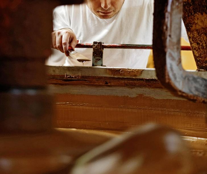 Фото №8 - Всё в шоколаде: репортаж с кондитерской фабрики