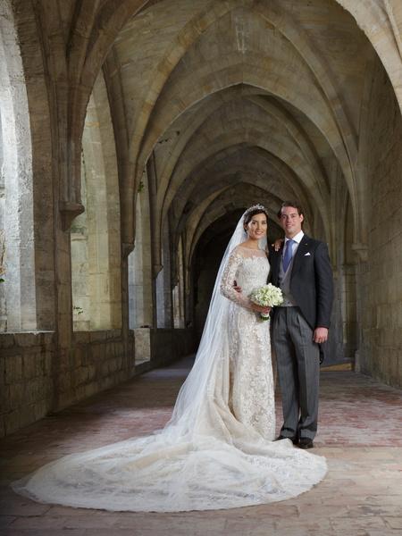 Фото №10 - Самые красивые королевские свадьбы со всего мира 💍