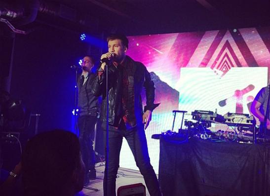 Фото №1 - В Москве прошла вечеринка по случаю перезапуска MTV
