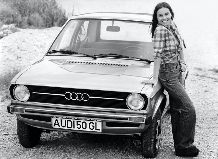 Фото №6 - Упрямый характер: история и современность марки Audi